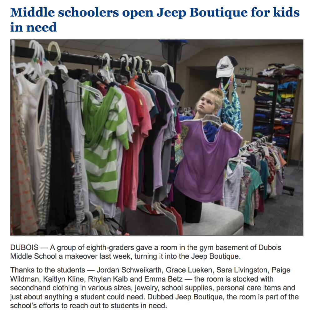 Jeep Boutique