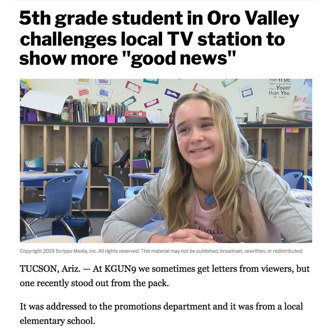 Show More Good News