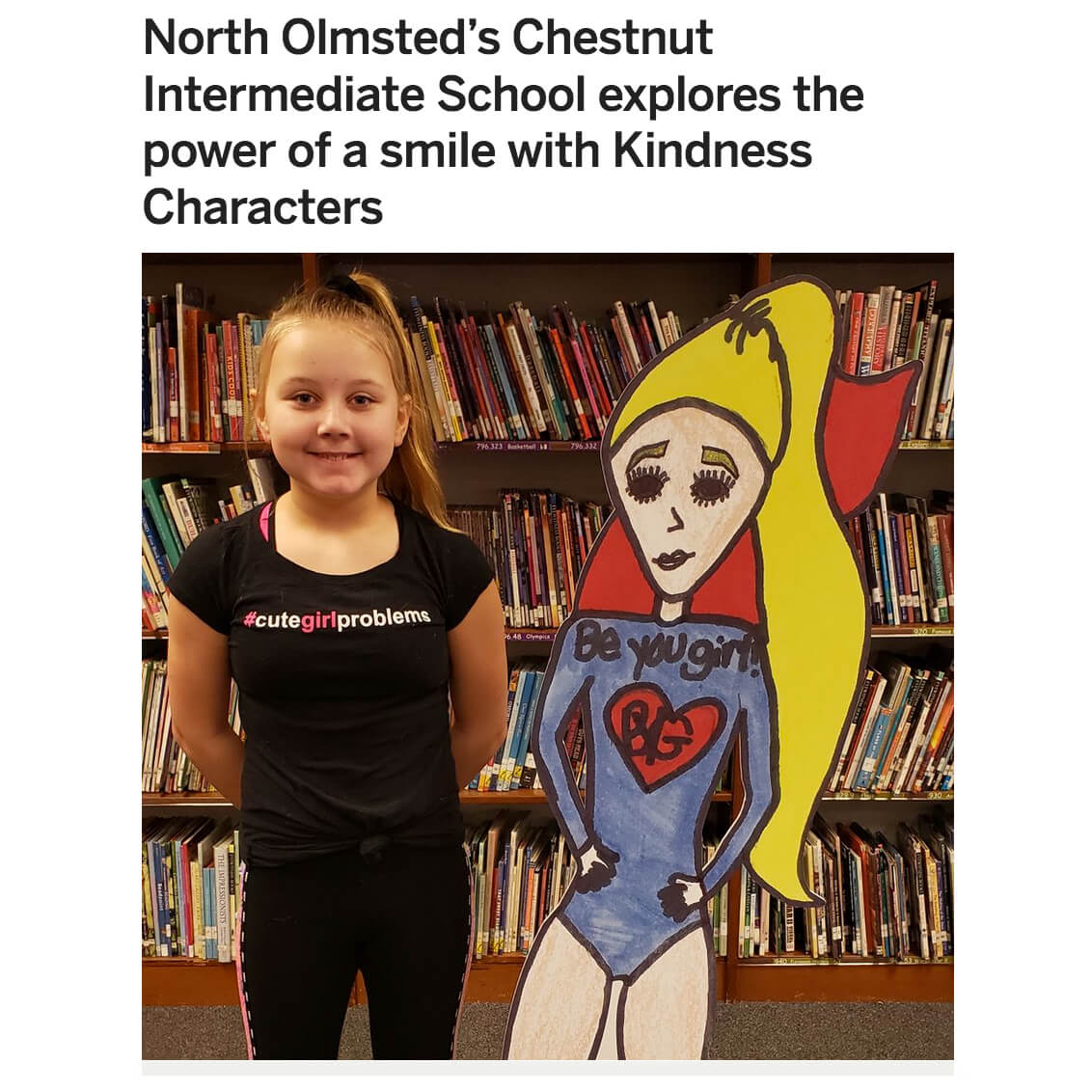 Kindness Characters