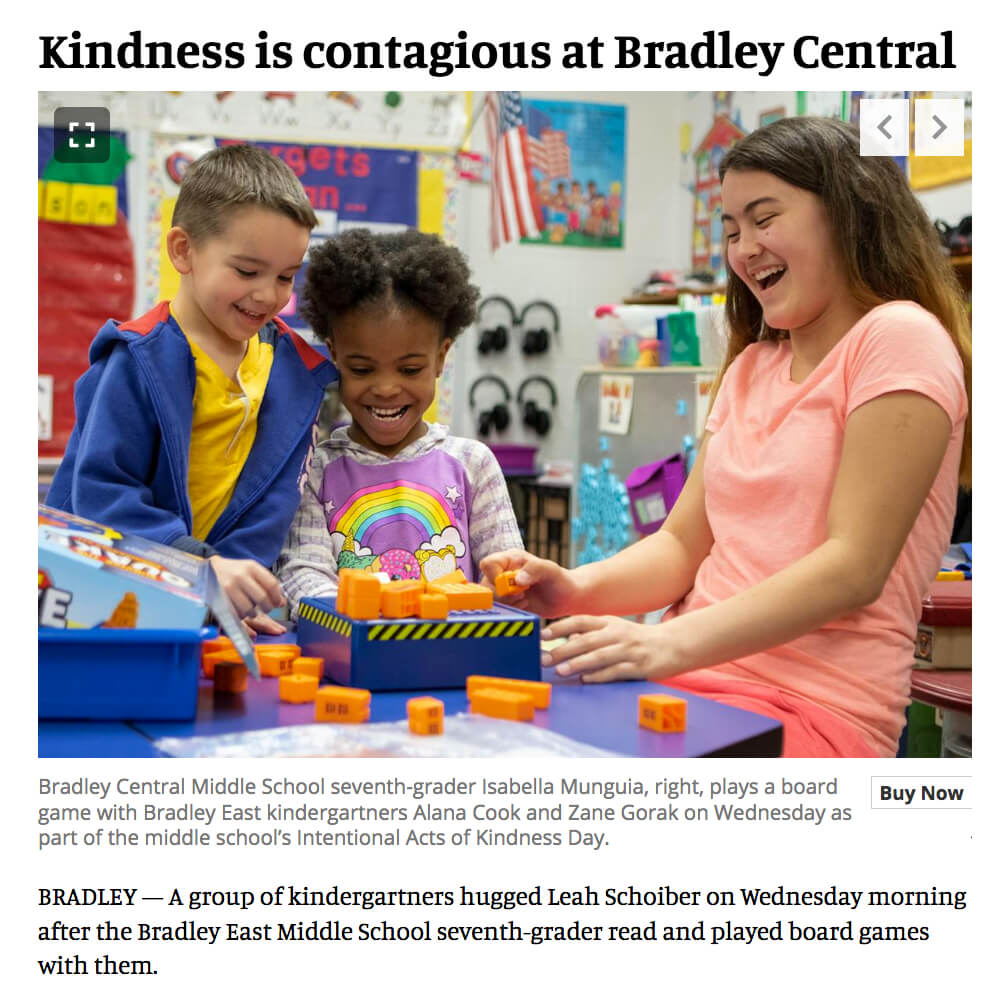 Intentional Kindness Day