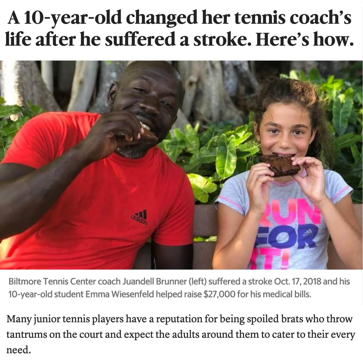 Tennis Coach