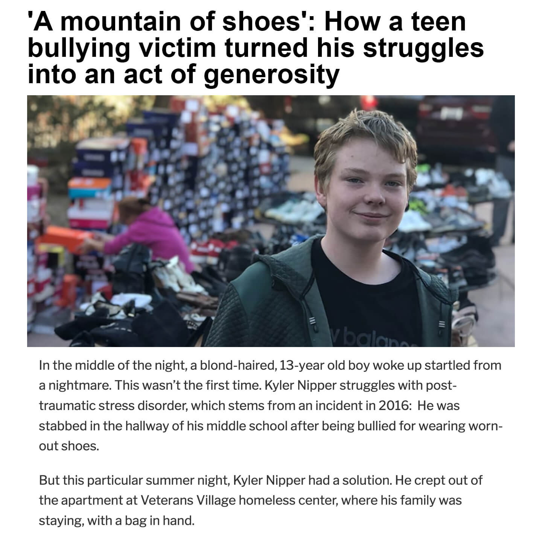 Kyler's Kicks