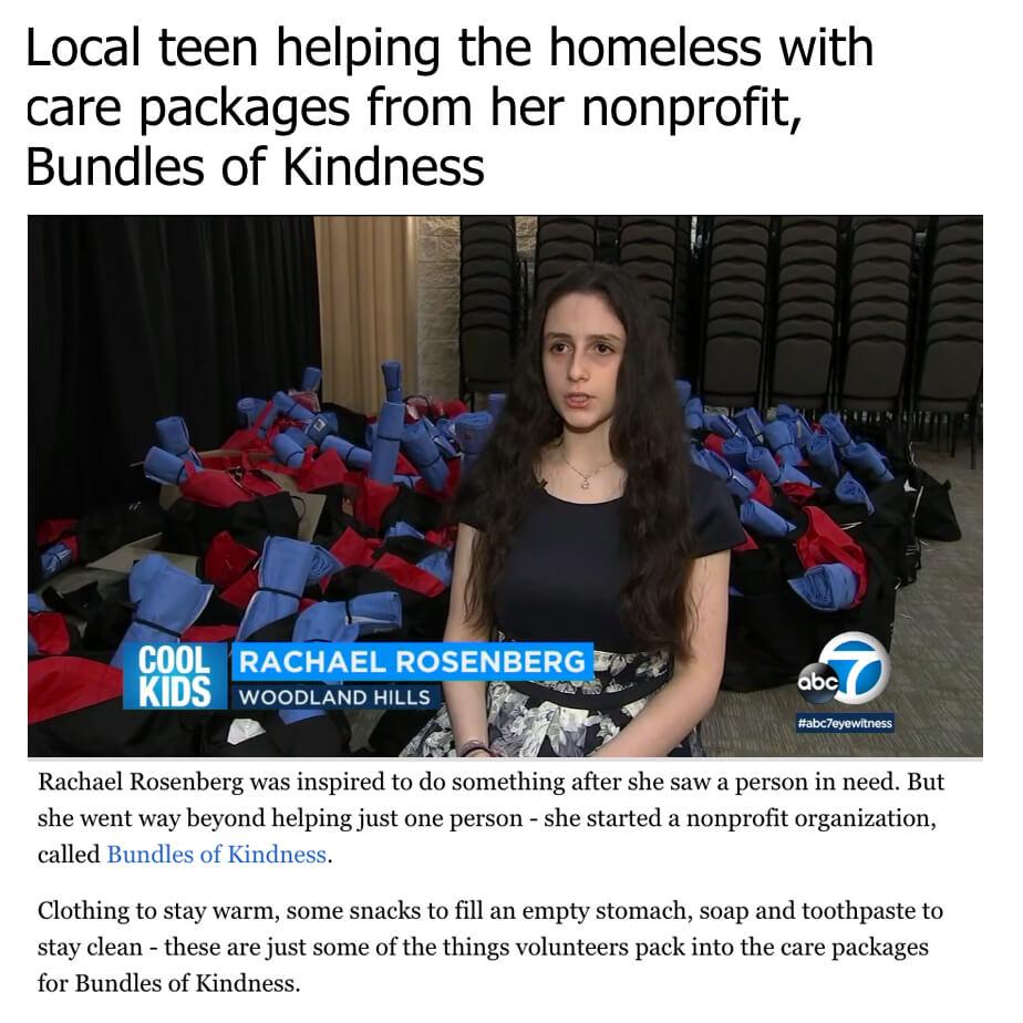 Bundles of Kindness