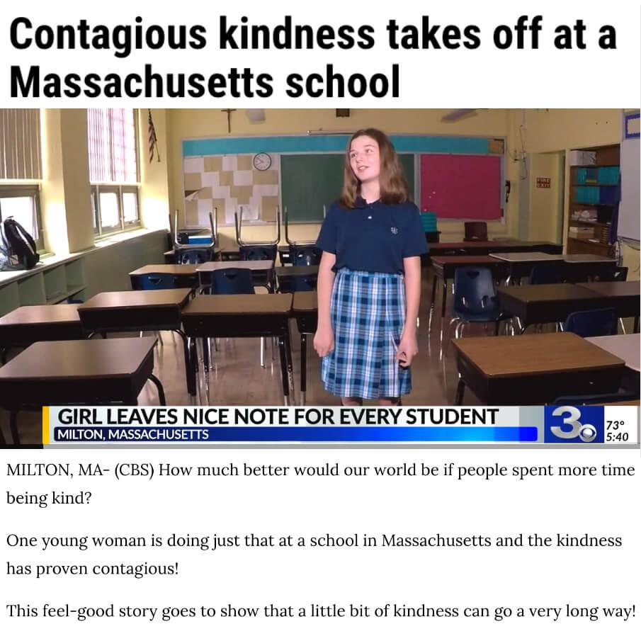 Locker Legacy of Kindness