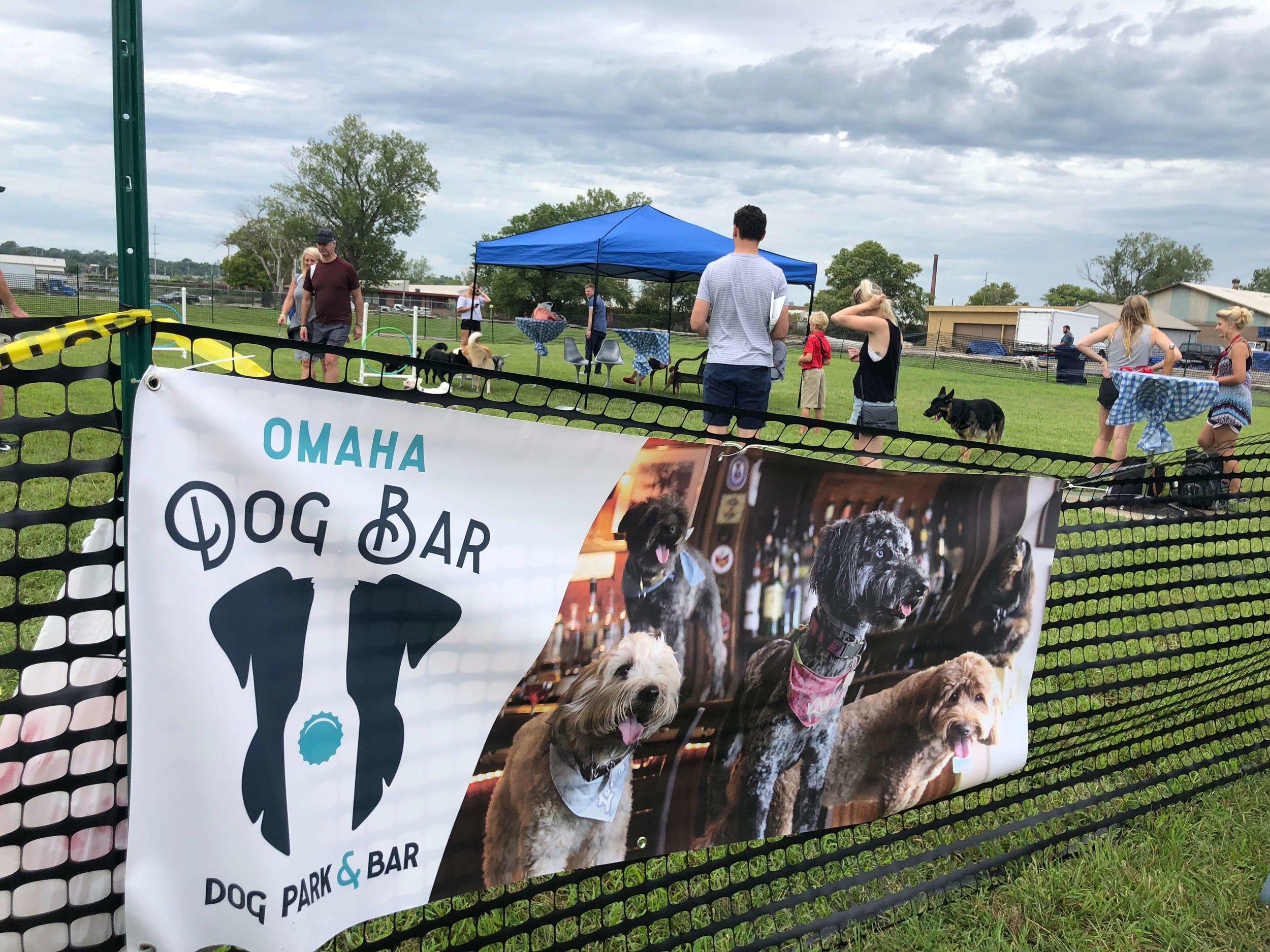 Hutchfest | Pup-up Bark Park - New North Makerhood neighborhood