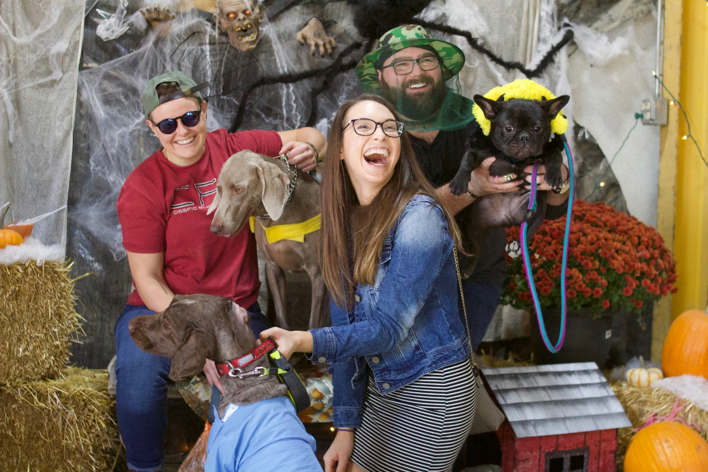 Barks and Boos - New North Makerhood neighborhood