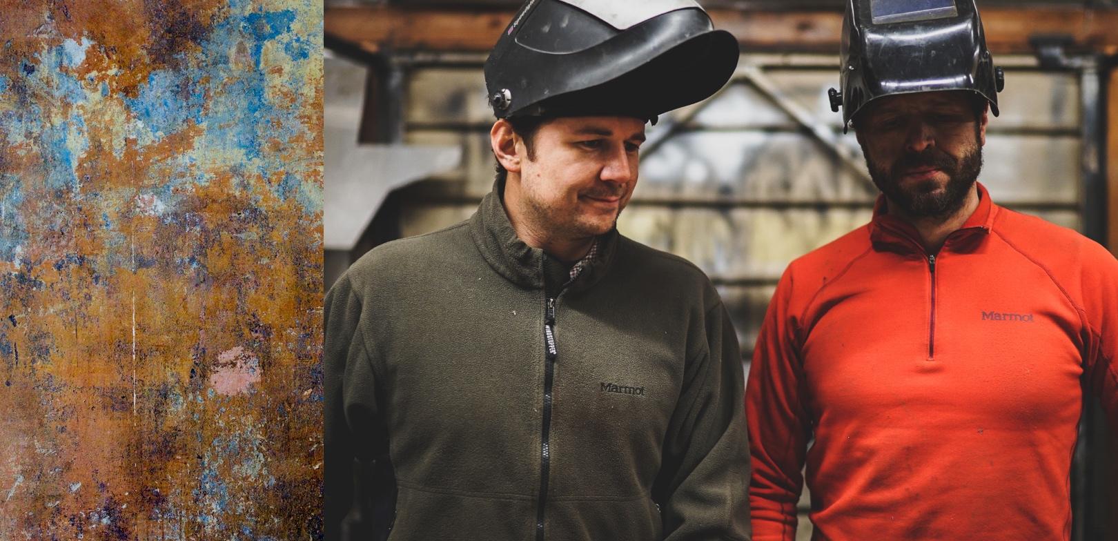 Nick Pontarolo & Ryan Ricard - FABRICATE. METAL. EMPOWER.