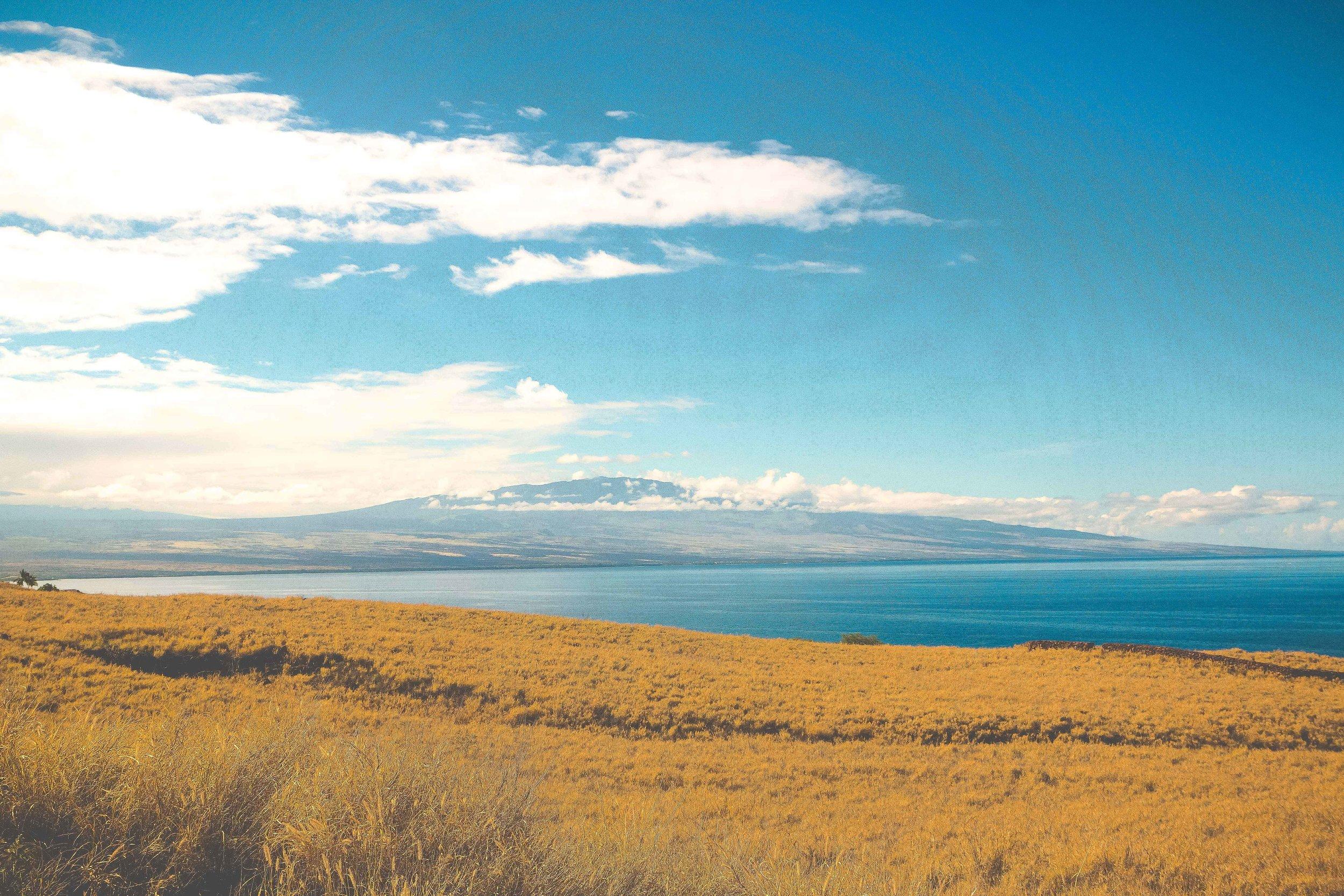 Big Island Hawaii View driving from Kona to Hawi Family Photography.jpg