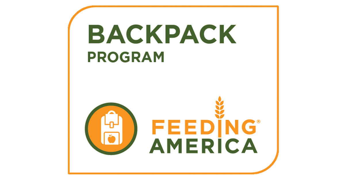 Backpack food sunday - The 3rd Sunday of each month