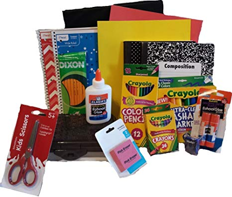 School kit donations - Making a difference in the lives of children around the world