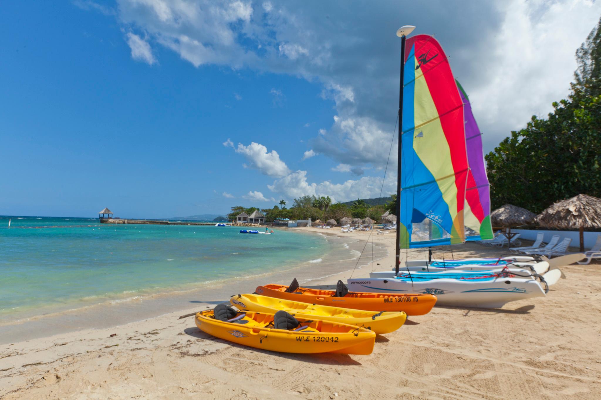 Water Sports - Kayaks, sailing, sunfish, snorkeling, all on-site.