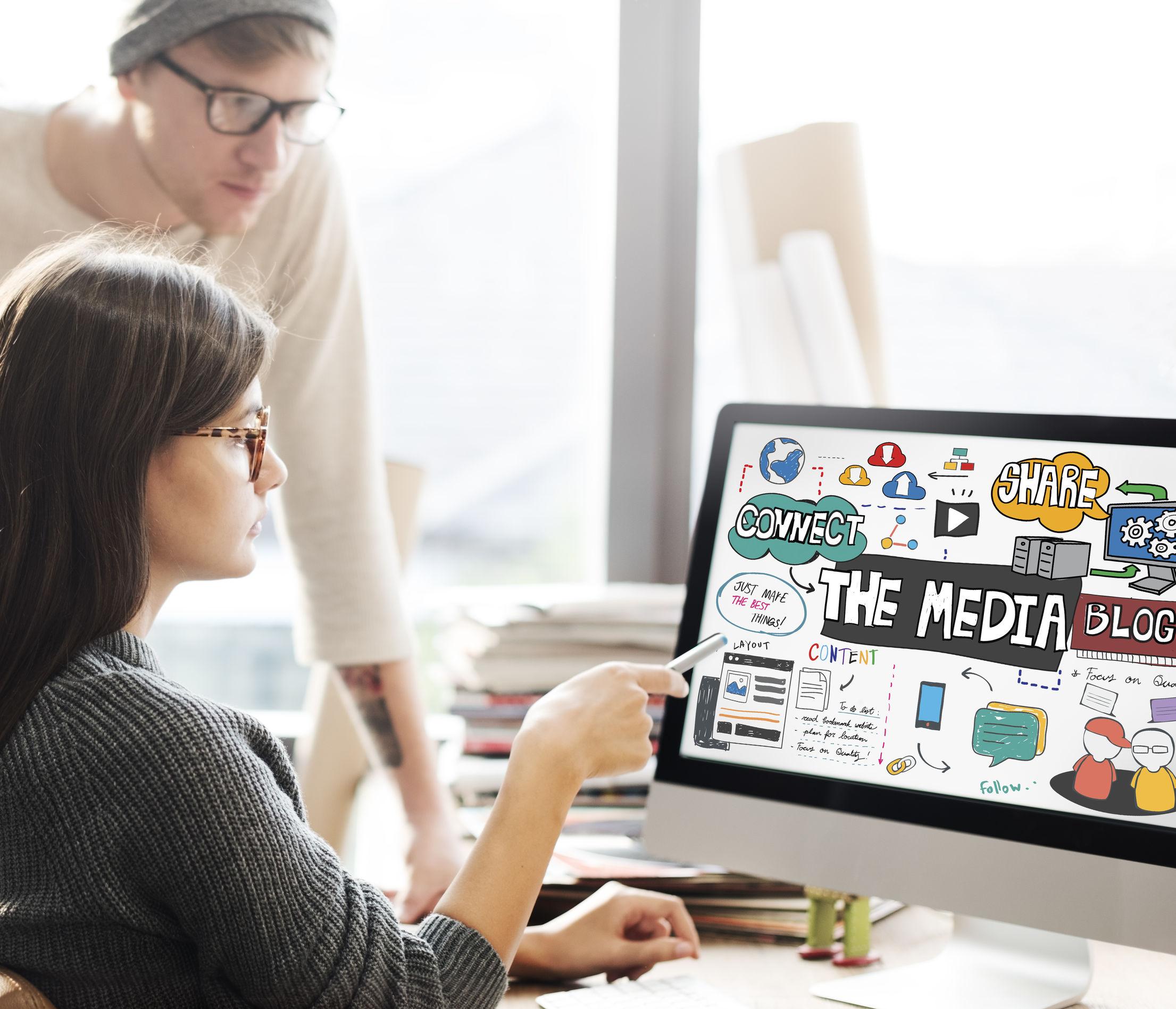 content distribution channels