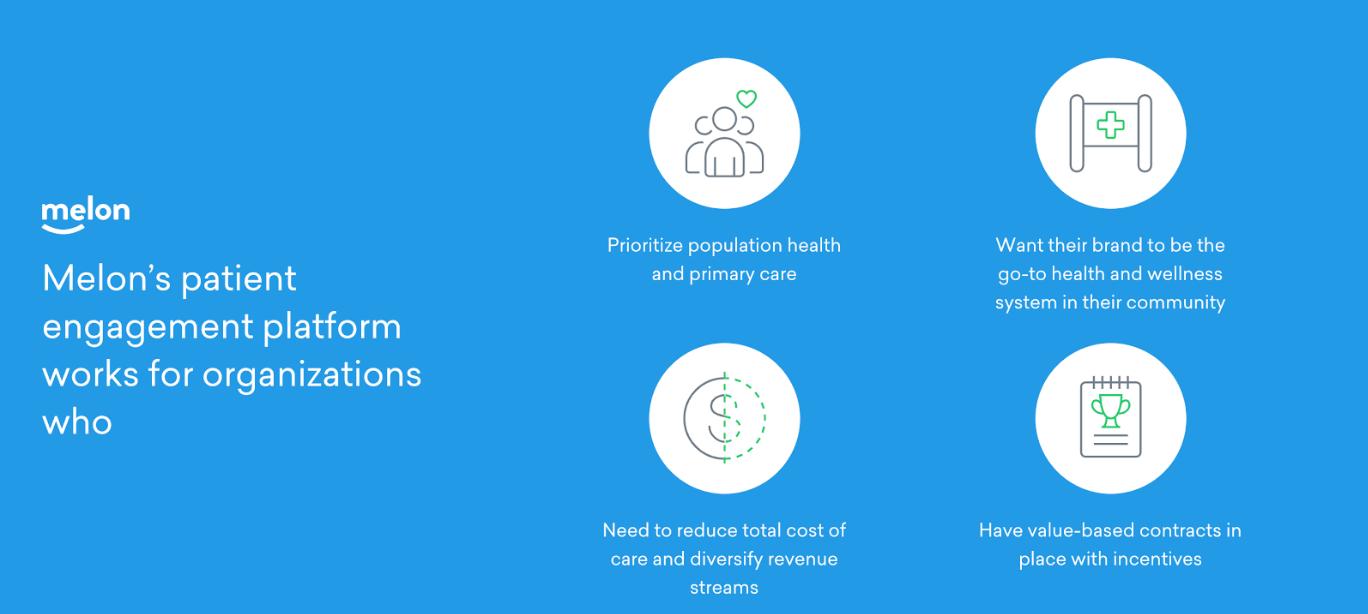 health tech marketing audience