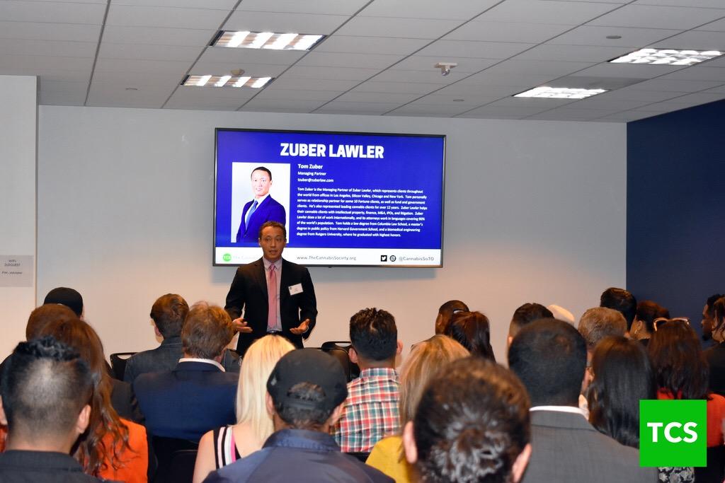 Tom Zuber, Managing Partner at Zuber Lawler