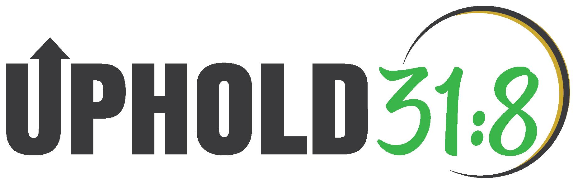 Uphold 31:8 Logo