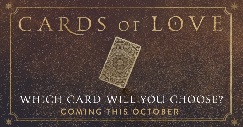 Tarot Card Romance Series