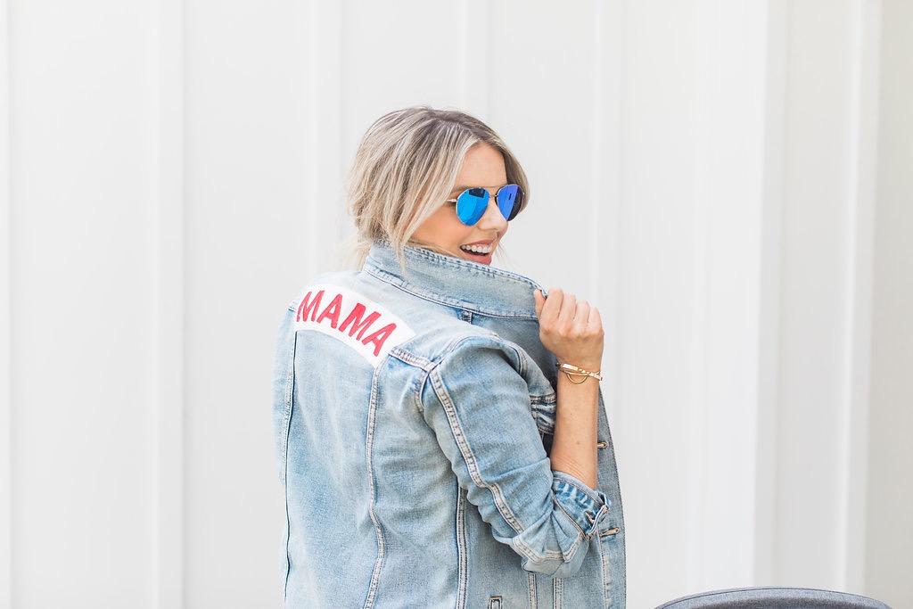 Mama Jacket • Ingrid & Isabel Maternity •@alifedotowsky
