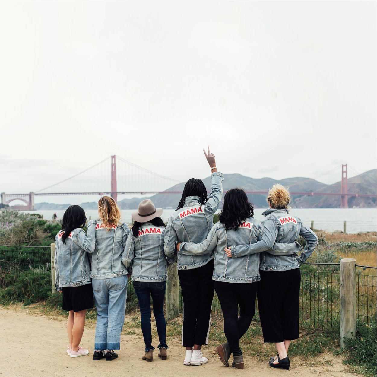 Mama Jacket Club • A Mother Is, the blog All For Mom • Ingrid & Isabel