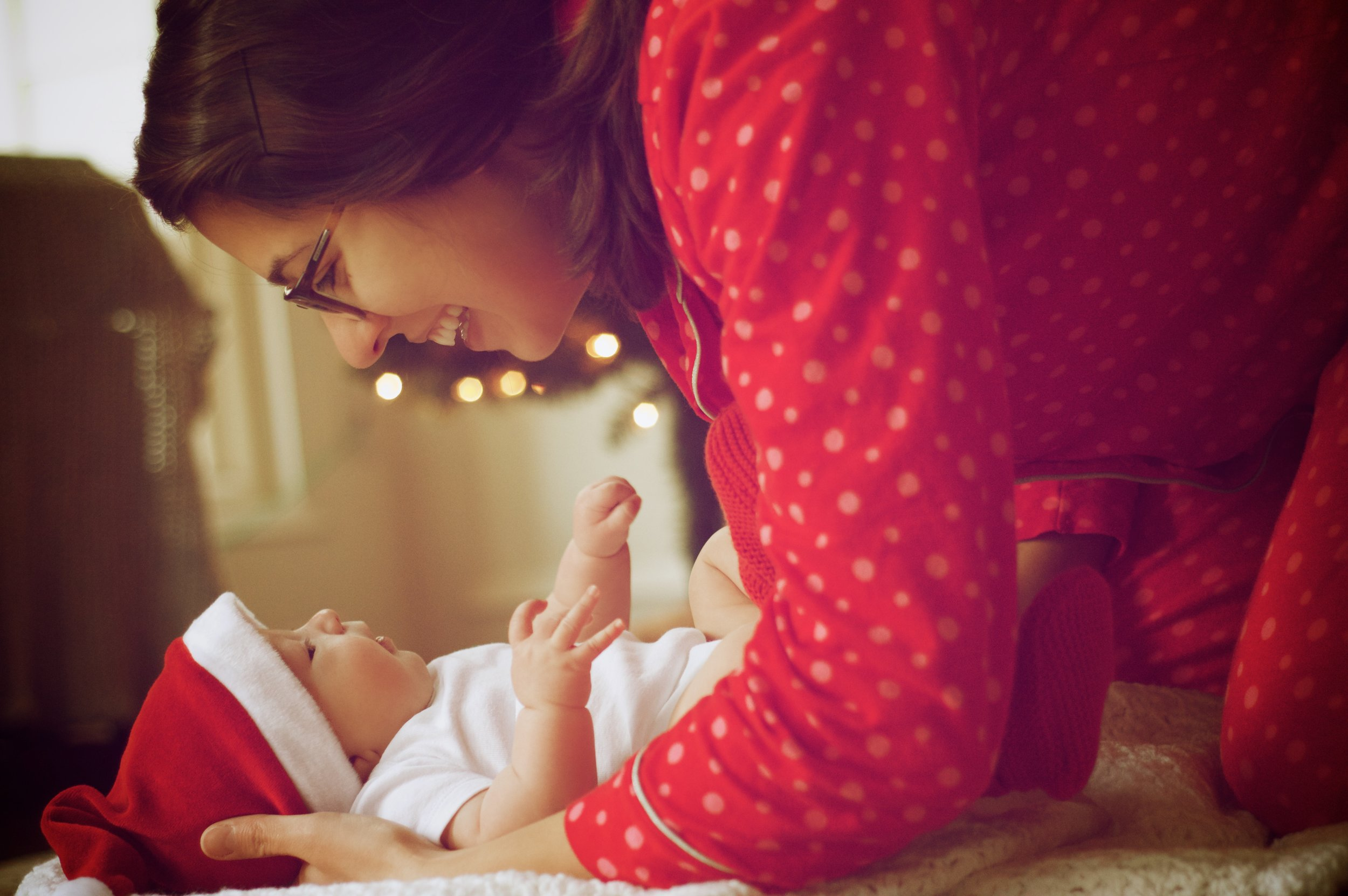 Five Tips for Thriving In The Holiday Season • A Mother Is, the blog All for Mom •Ingrid & Isabel