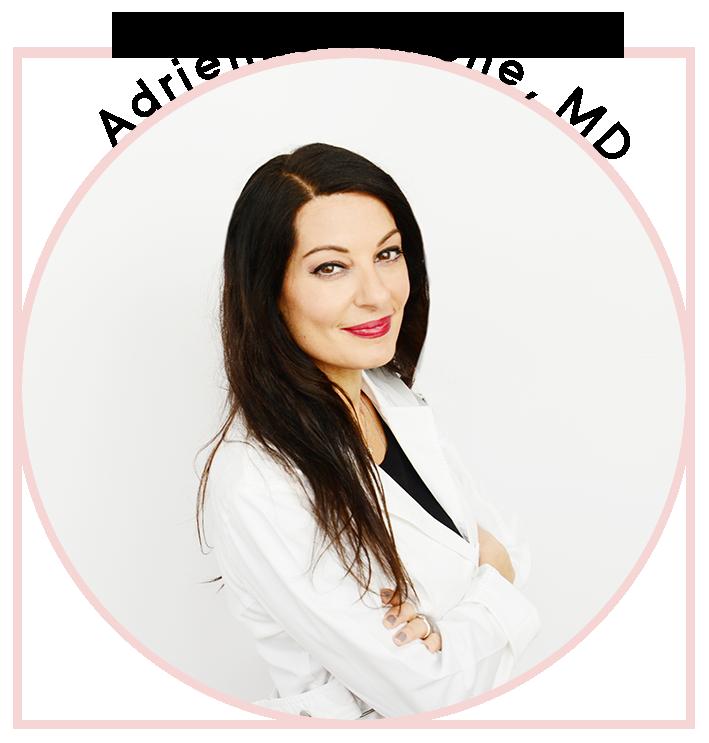 Adrienne Simone, MD by Shervin Lainez