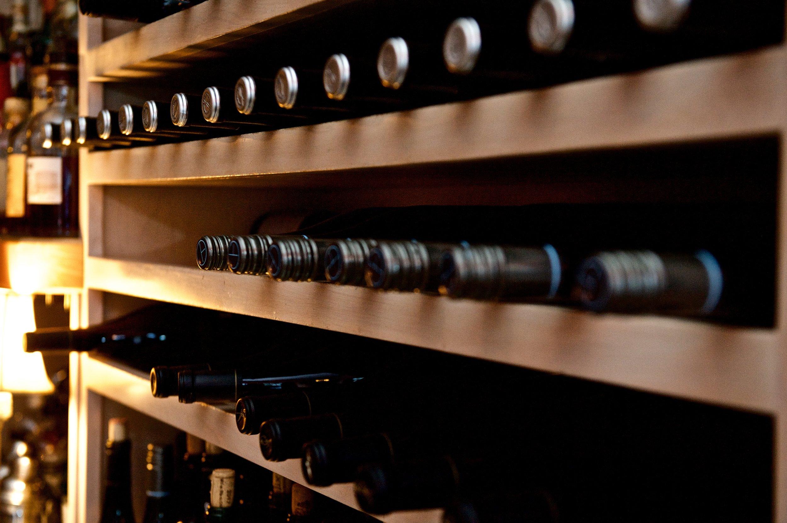 Wine List -
