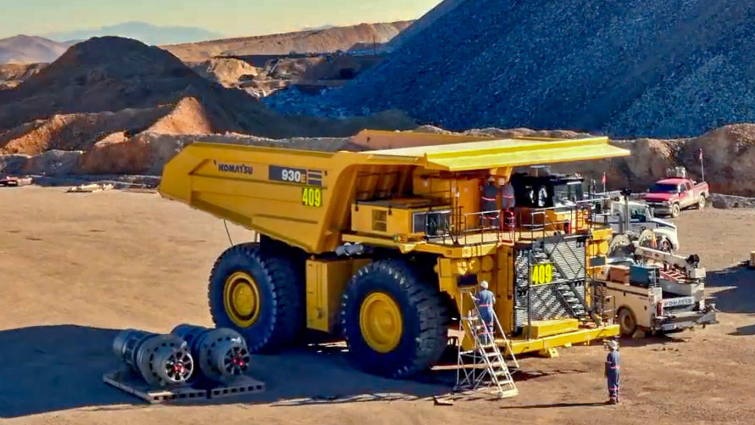 Kennecott Utah Copper Visitor Center