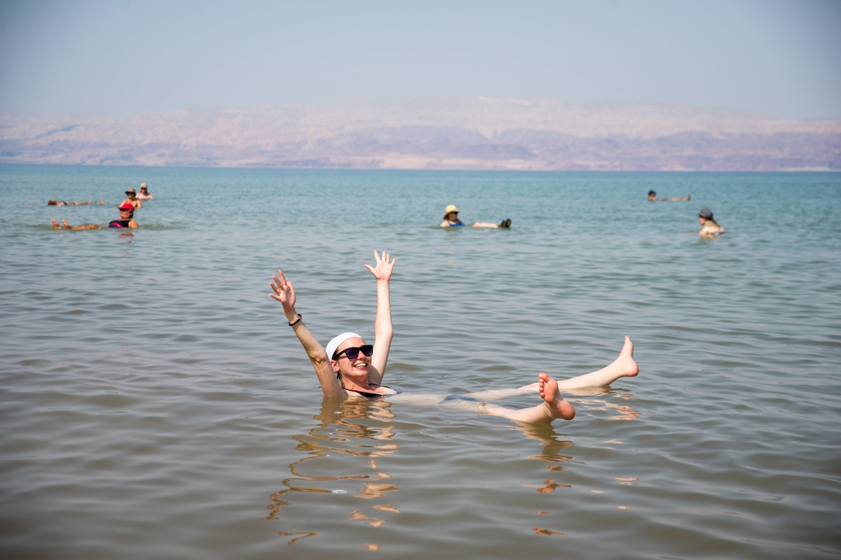Great Salt Lake tour swimming.jpeg