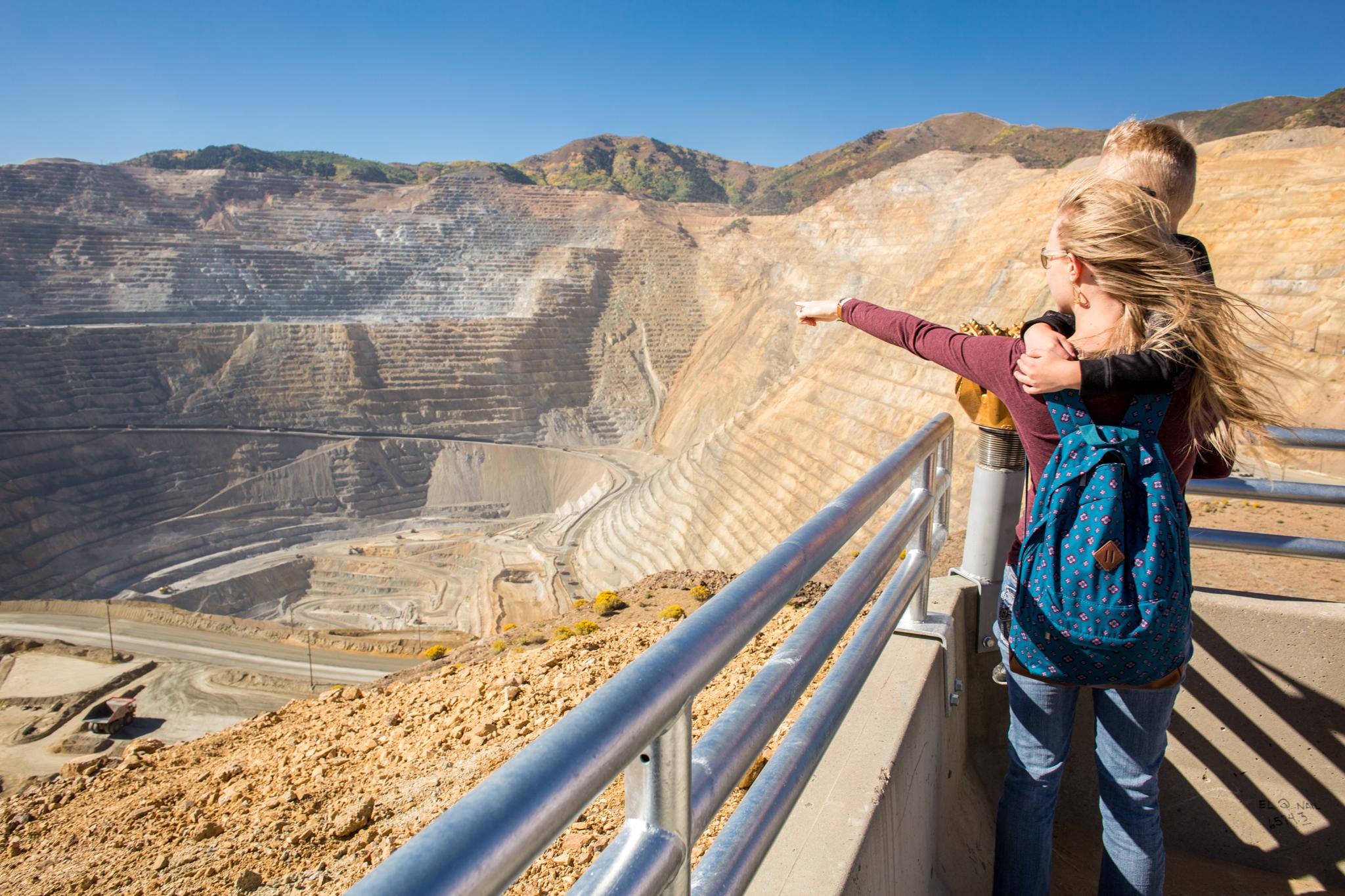 Bingham Canyon Mine Tour
