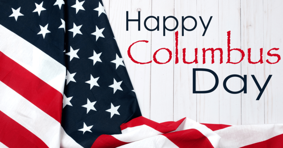 Happy Columbus Day!!! To celebrate Columbus Day on Monday, October 14th, all rides (Except Pony Rides) will be available from 3pm-6:30pm.