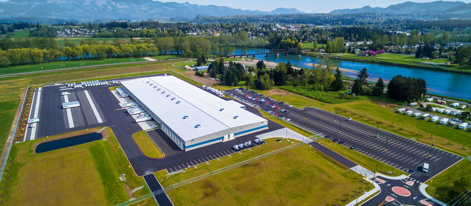 Commercial Real Estate Aerial Photography | DroneBase