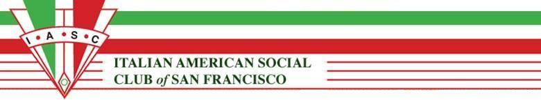 Italian American Social Club of SF