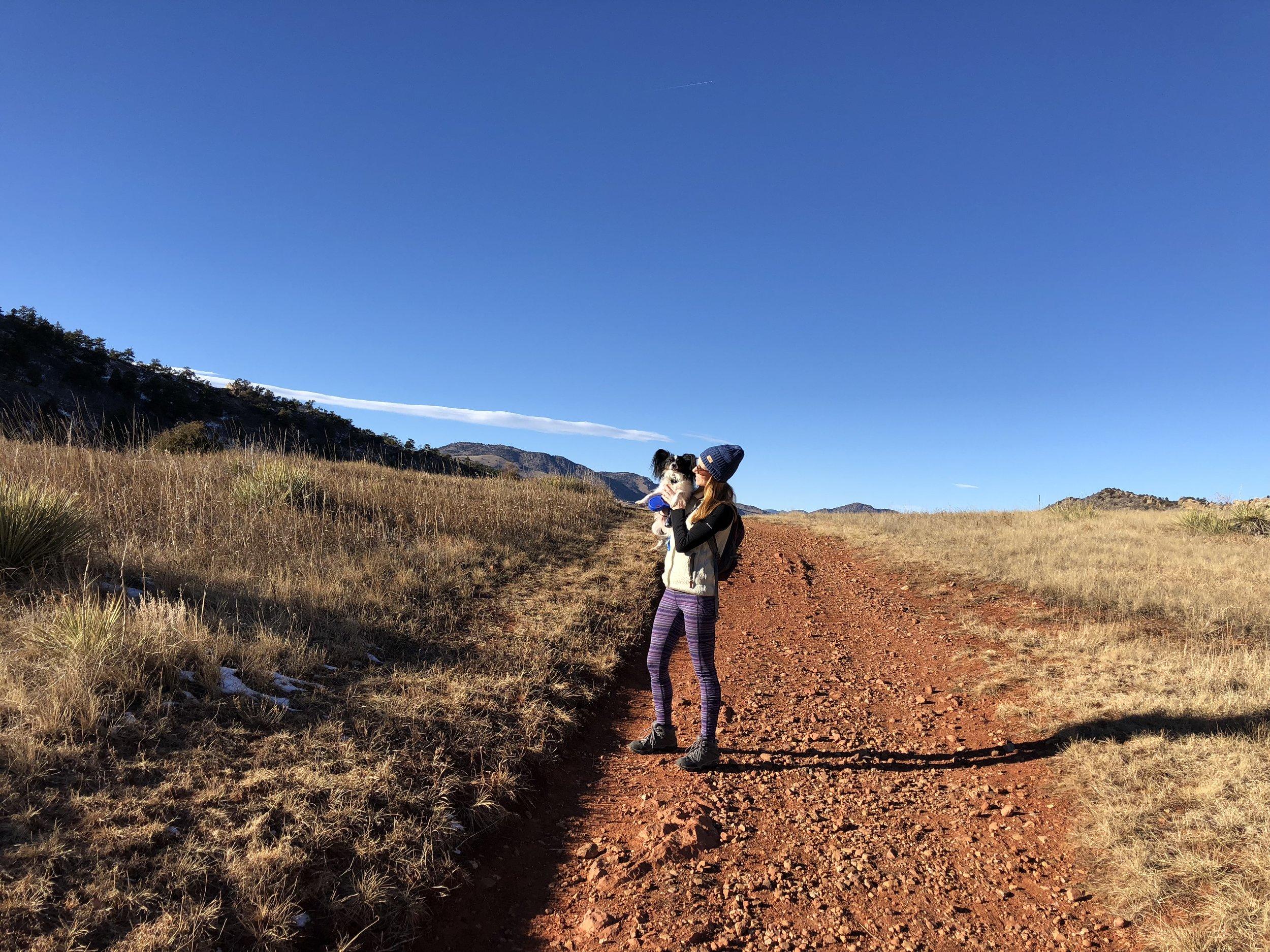 Hike with Tibby.jpg