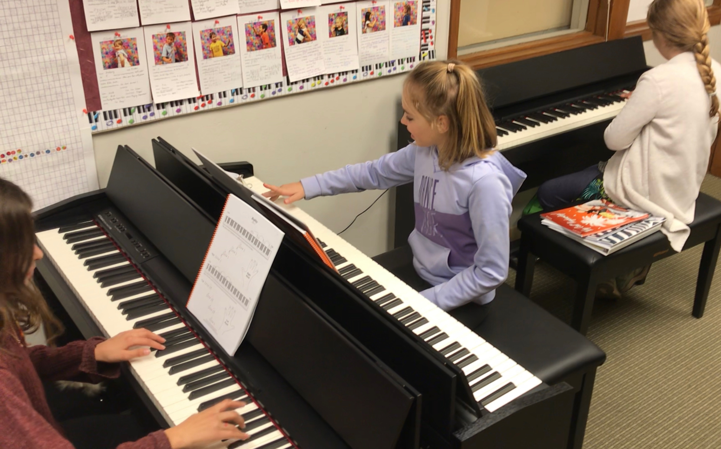 Students leave Vibrant Valley with a well-rounded music education and the skills they need to enjoy music independently or with others. Not only can they play their instrument, they also leave with friendships and colorful memories that enrich their lives. -