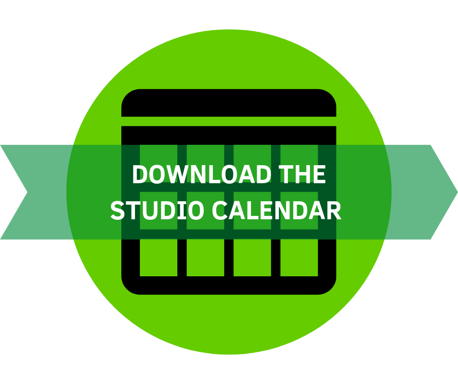 Calendar - Check out everything we have planned for the year by downloading our current studio calendar.Click here for the Summer 2019 CalendarCheck back soon for the 2019-2020 Calendar!