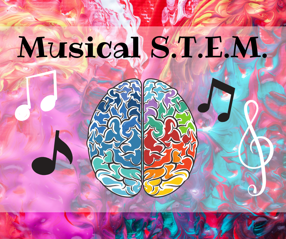 Musical S.T.E.M is a 5-week workshop in which students discover the harmony between piano, science, technology, engineering, and math! Each hour-long class pairs a science lesson with a piano lesson which guides students to make connections between the two. Topics include aural and mathematical patterns, sound vibrations, bending sound and light, various inventions, and the properties of harmony. Students enjoy a variety of games and activities to go with each topic. -