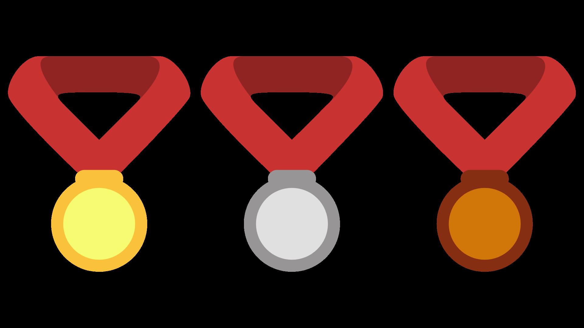 Gold Medal5+ Completed EventsPlus Final ChallengeSilver Medal3-4 Completed EventsPlus Final ChallengeBronze Medal2 Completed EventsPlus Final Challenge -