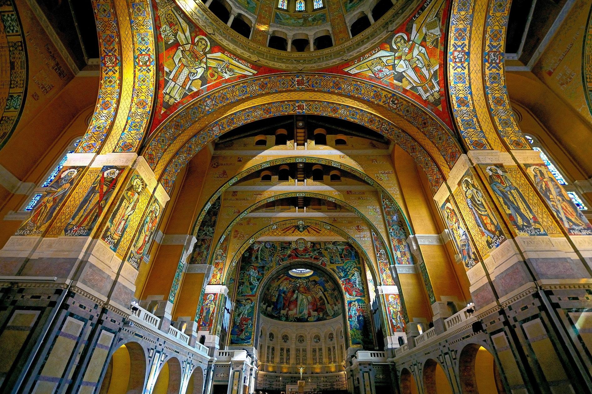 The Basilica of St. Thérèse