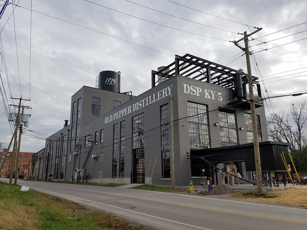James E. Pepper Distillery - The Pepper family connection to Sun Valley is here in Lexington! James E. was the nephew of Samuel who livid in our historic home!https://jamesepepper.com/