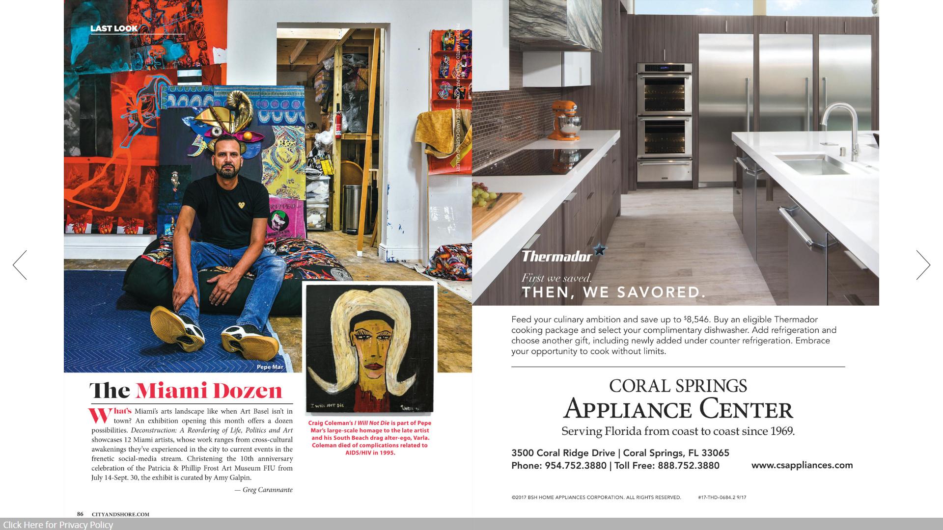 City and Shore Magazine