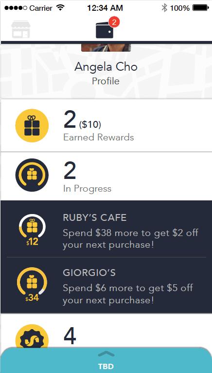 Rewards in Progress