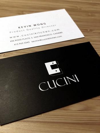 CUCINI - Kitchen Cabinet Solution