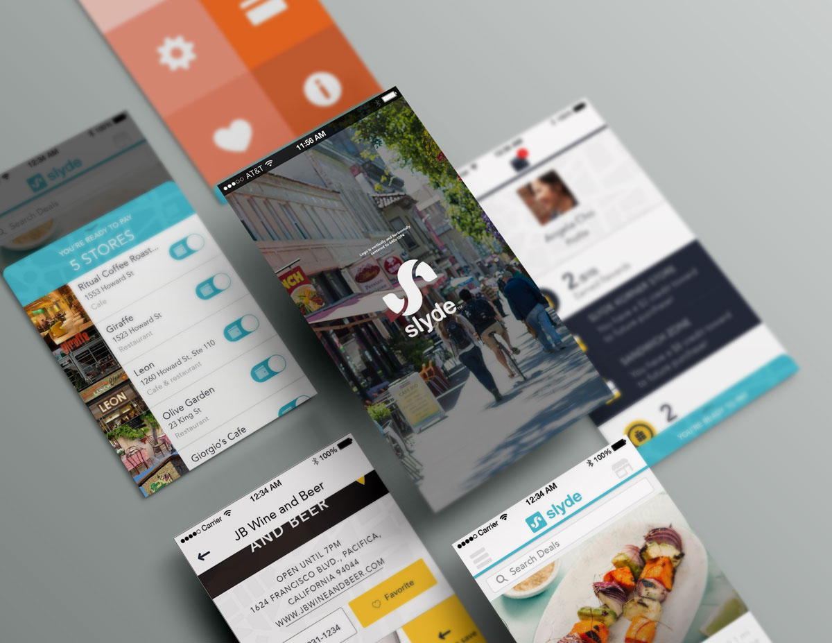 Slyde Mobile Payment