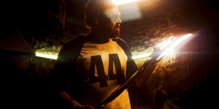 Mandy (2018) - Find yourself a man who you can wield like a giant battle ax against the patriarchy – bonus points if he casts it himself.