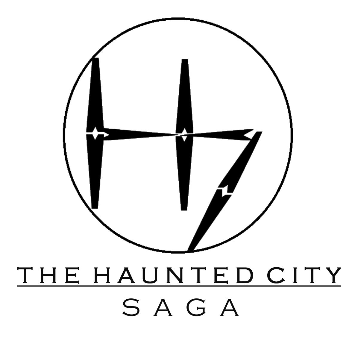 THE HAUNTED CITY SAGA