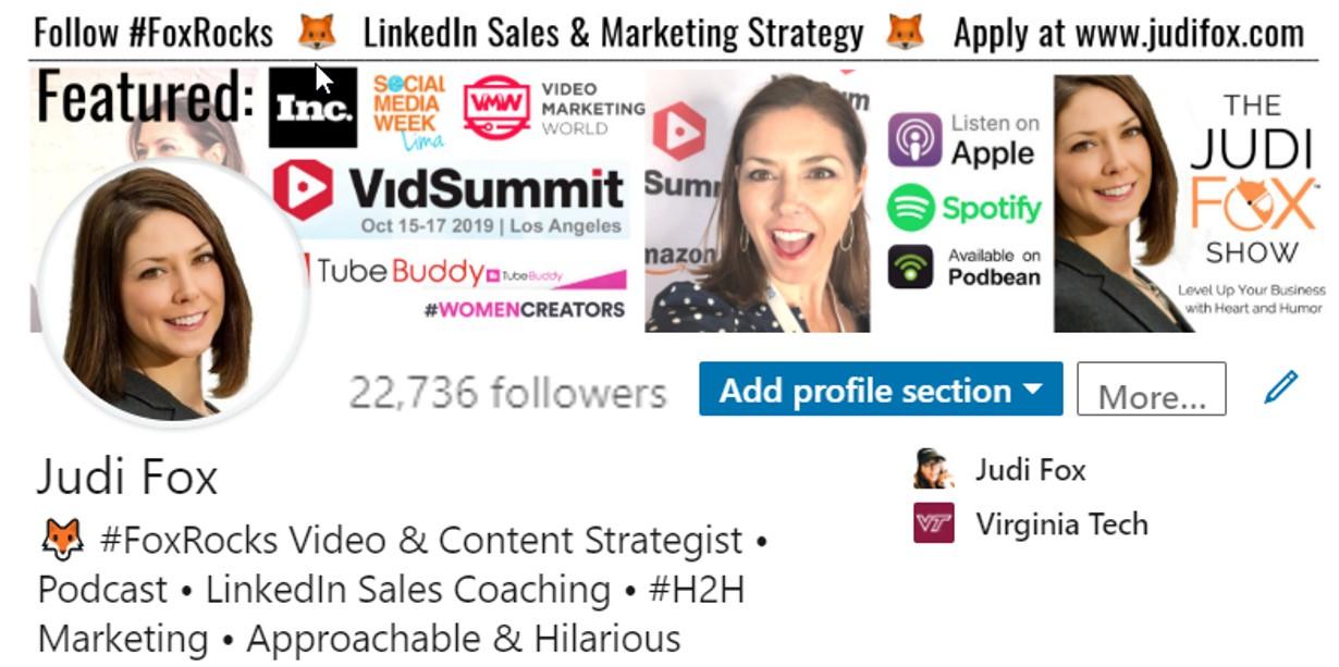 Judi Fox LinkedIn Coaching Sales Speaker Marketing.jpg
