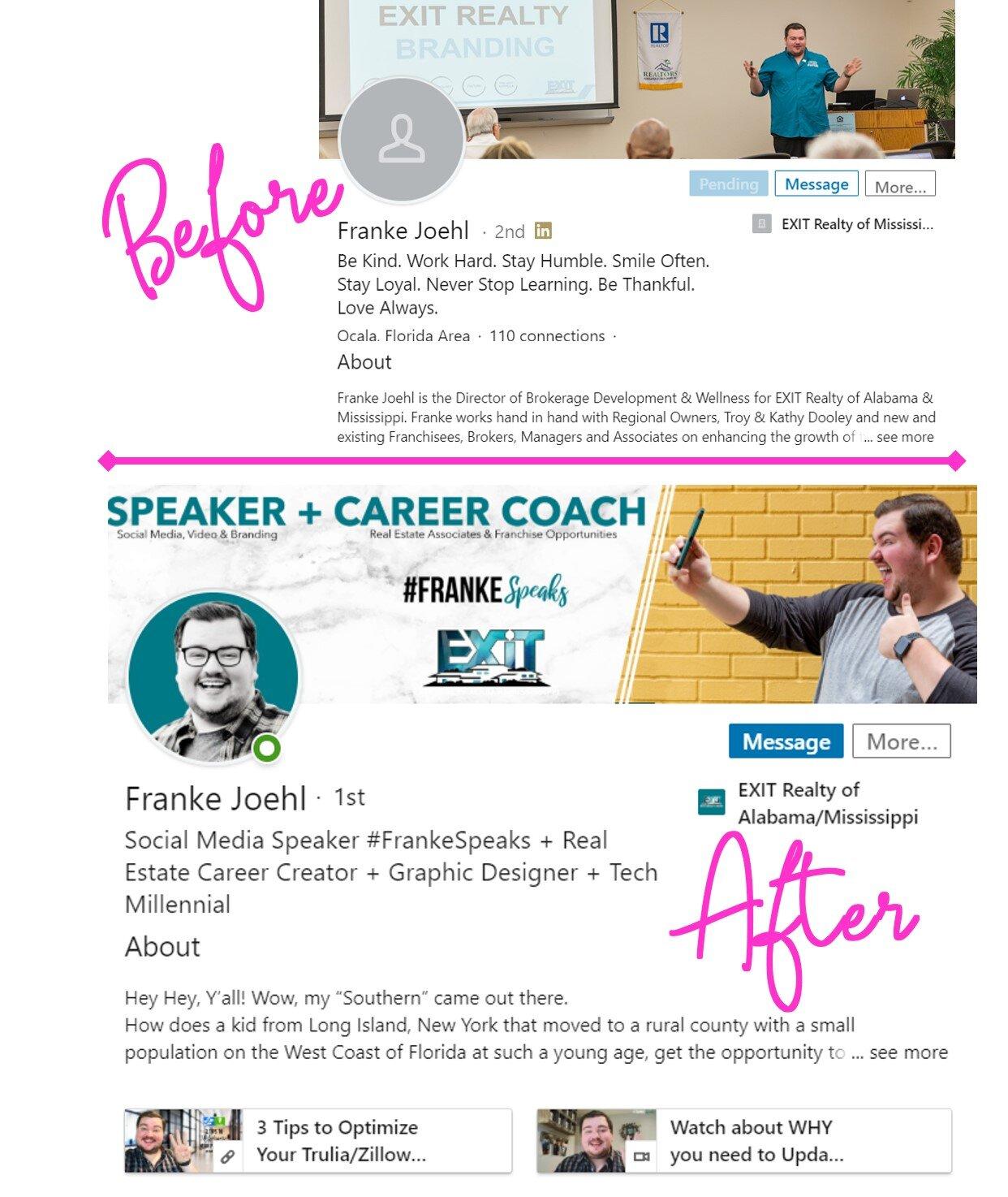 Franke Joehl Real Estate Coach Social Media Speaker Judi Fox LinkedIn Business Accelerator.jpg