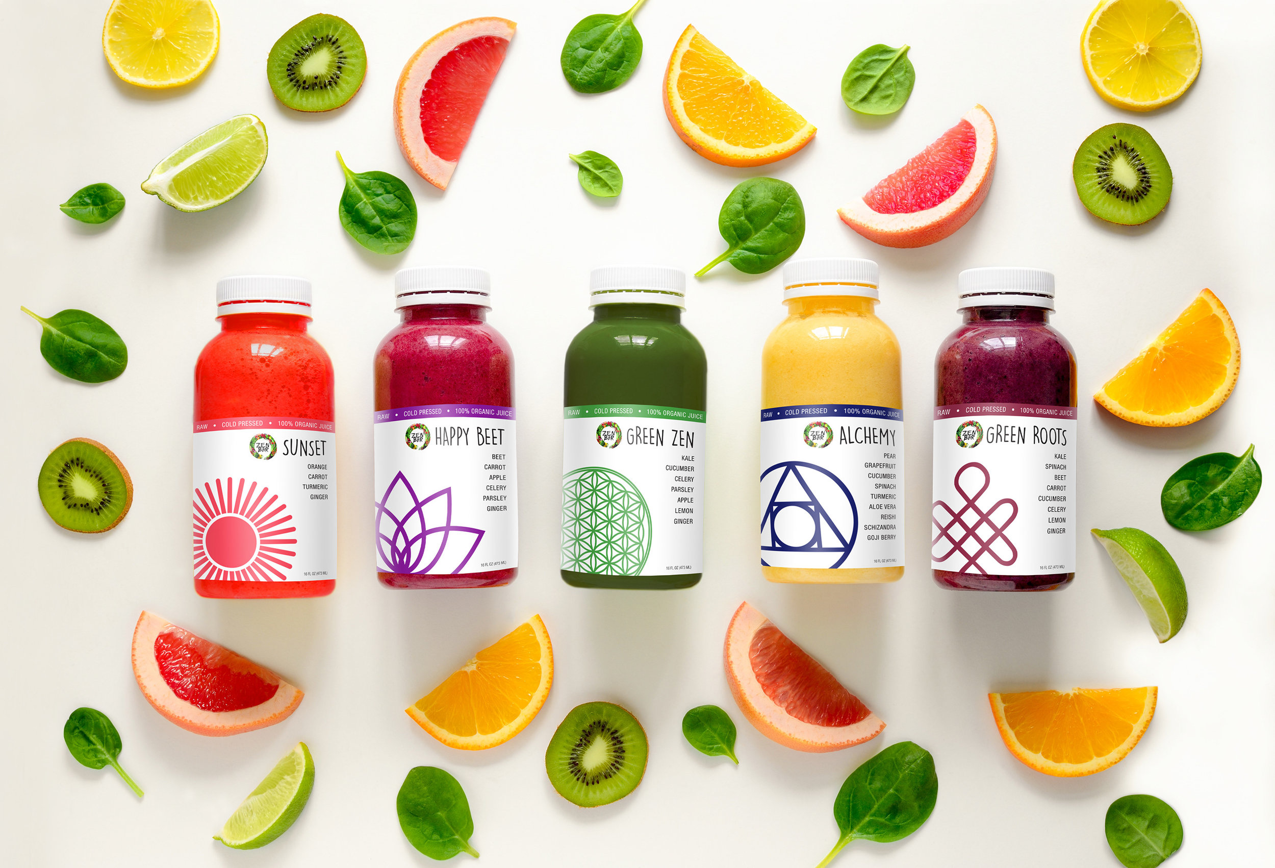 Zen Bar Juices