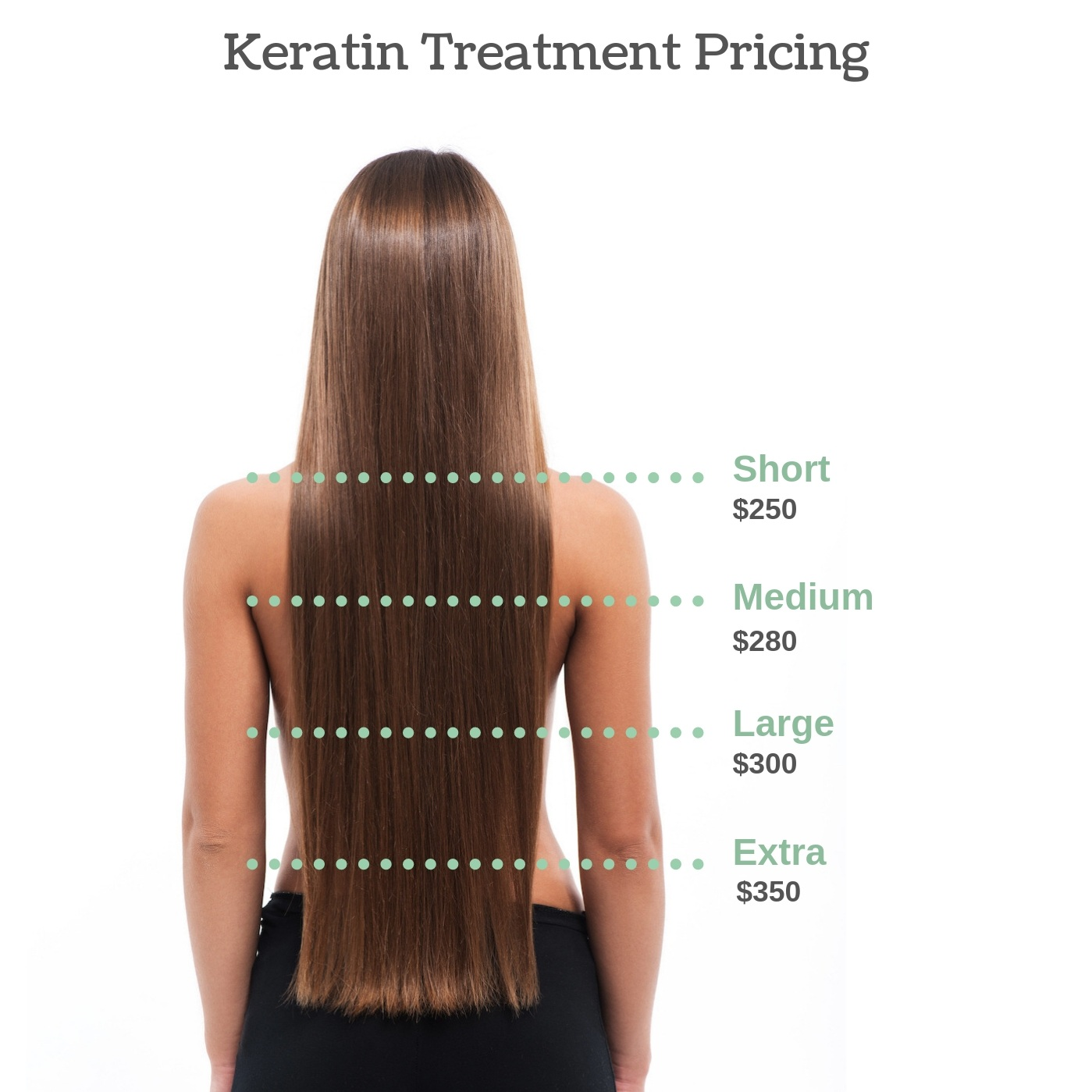 ***Pricing may increase depending on hair texture.