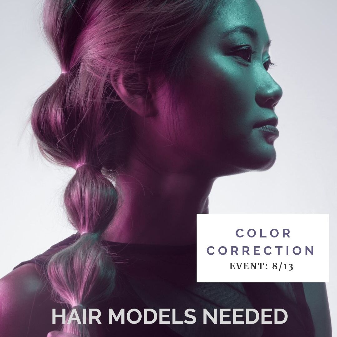 Color Correction Models Needed