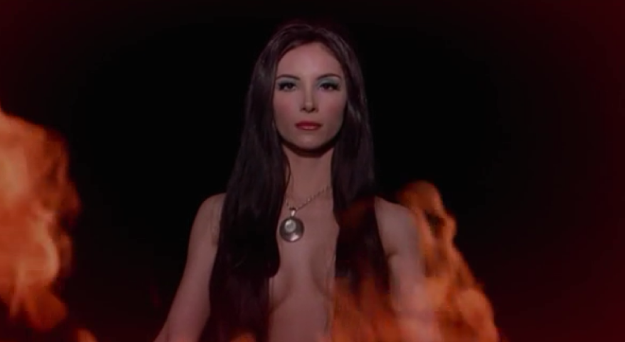 """Still from """"The Love Witch"""" by Anna Biller // Oscilloscope Laboratories"""